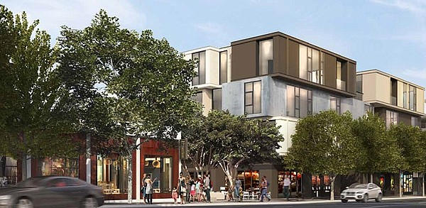 Creative Culver City Shopping Center Shaping Up