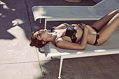 For Love & Lemons: Contemporary Swimwear With Lingerie-like Details