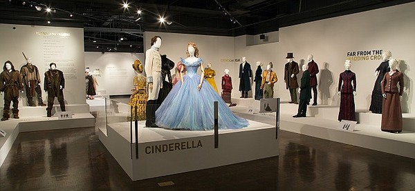 Oscar-nominated Costumes on Display at FIDM | California ...