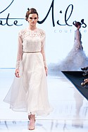 Kate Miles Couture on the runway at Art Hearts Fashion. LAFW Monday March 14th 2016
