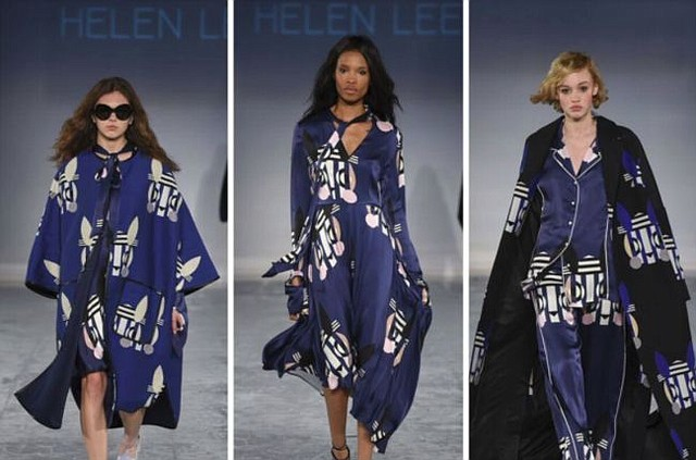 From Helen Lee runway show. All images courtesy Style Fashion Week.