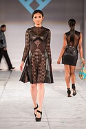 Franco Montoro at Style Fashion Week during LAFW. Pacific Design Center Thursday March 17th 2016.