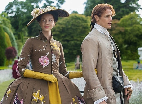 "In the second season of ""Outlander,"" the characters are in 18th-century Paris"