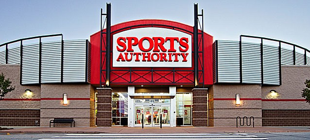 Sports Authority Holds Going-Out-of-Business Sale