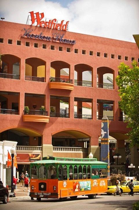 Nordstrom Closing Horton Plaza Store In San Diego California Apparel News