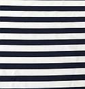 Texollini #7971SYD2 jersey stripe
