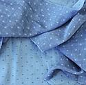 Robert Kaufman Fabrics #SRK-16072-248 double gauze chambray dobby