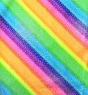 "Pine Crest Fabrics #FTH21723C1 ""Rainbow Sparkle"""