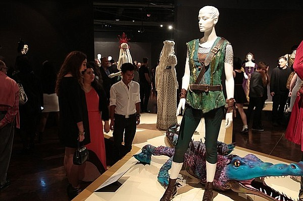 """Peter Pan"" from last year's FIDM exhibit"