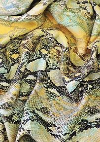 Cinergy Textiles Inc. #ITY-6609 Printed Interlock Twist Yarn