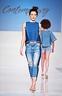J.O.A. top, Hidden Jeans pant