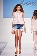 Penelope Project top, Dollhouse short, OMG handbag