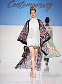 Hot-As-Hell dress and kimono, Makers of Dreams slip