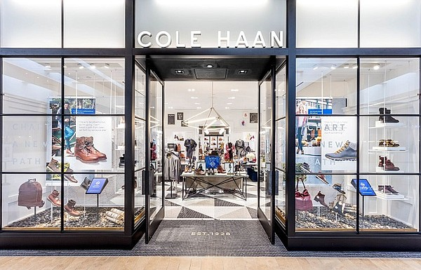 16b3502726a9 Cole Haan Opens South Coast Plaza Store With New Design