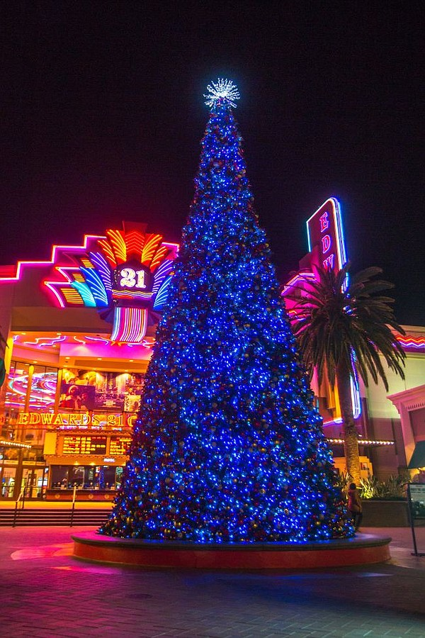 Photo courtesy Irvine Spectrum Center.
