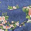 Cinergy Textiles Inc. #Challis-MX6434 Printed Rayon Challis