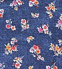 Cinergy Textiles Inc. #Challis-MX5309 Printed Rayon Challis