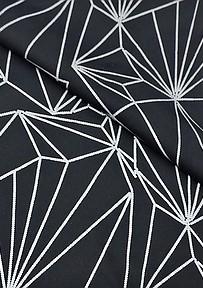 """NK Textile #CSR017 """"Microflex Reflective Foil"""""""