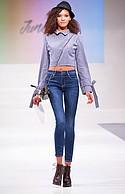 AKS shirt, Wild Blue jean
