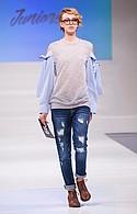 Penelope Project sweatshirt and Unionbay jean