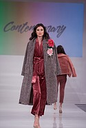 Aratta coat, Rêve top and pant
