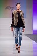 Sioni fur vest, Adiva blouse, Sound Style by Beau Dawson jean