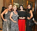 Swimwear designers Anna Kenney, Rebecca Virtue, Robyn Phillips and Priyanka Patel
