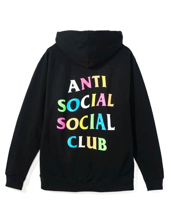 Anti Social Social Club's hoodie sold only on Frenzy. Images courtesy of Frenzy.