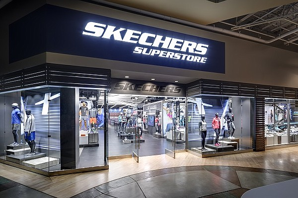 Skechers Goes Big With New Outlet Store