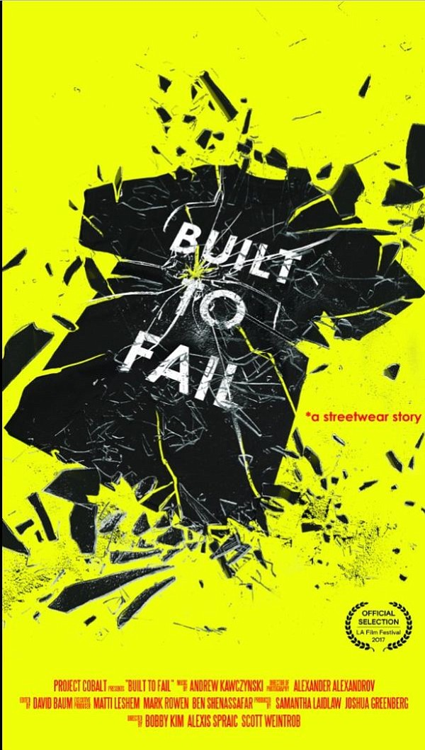 Poster for documentary Built To Fail. Image via IMDB.