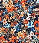Cinergy Textiles Inc. #LVRCR-FL3258 Liverpool Crepe Print