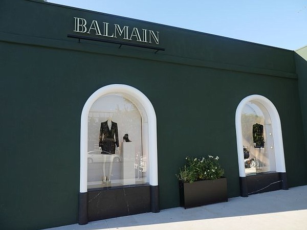 Exterior of Melrose Place Balmain