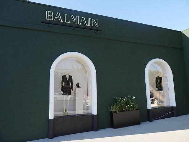 Exterior of Melrose Place Balmain