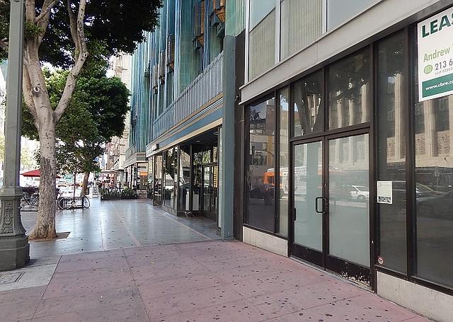 Theory is opening next door to the Mykita eyeglass shop.