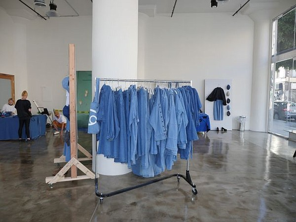 Interior of 69 pop-up