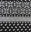 Cinergy Textiles Inc. #Crepon-6410-132 Woven Printed Crepon