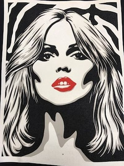 Debbie Harry X Obey. Image via obeygiant.com