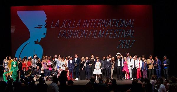 Directors take a bow at LJIFF. Image courtesy of LJIFFF