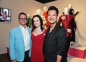 """Dancing With the Stars"" design team Howard Sussman, Polina Roytman and Steven Norman Lee"