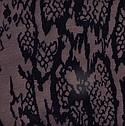 Cinergy Textiles Inc. #PONTFLCK-18164 Python Knit Ponti Flock