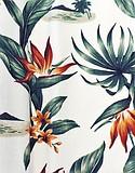"""Robert Kaufman Fabrics  #SB-4117D5-1 """"Sevenberry Isle Paradise Canvas"""""""