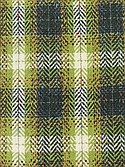 Cinergy Textiles Inc. #WOOL-12657 Wool Plaid With Lurex