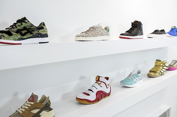 Store in Culver City for Sneakers