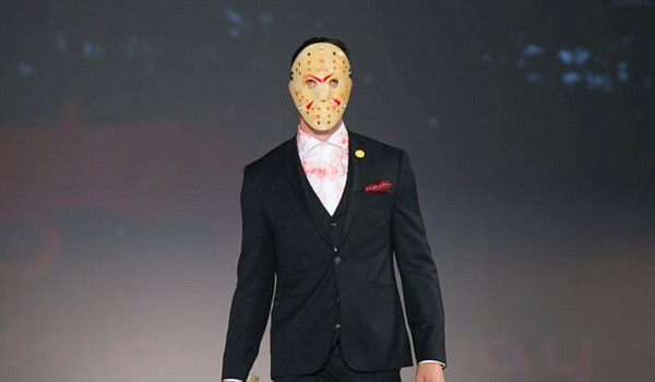Moods of Norway started its Friday the 13th runway event on a horror show note. All images by Jon Malan Photography.