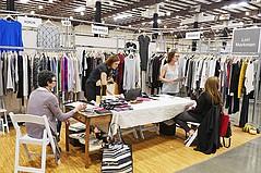 At Fashion Market Northern California, Business Continues Despite California Fires