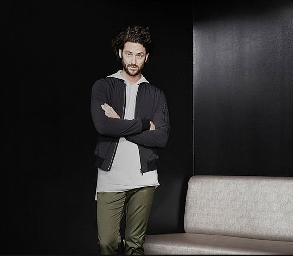 Look from Engineered for Motion. Image via efmmenswear.com