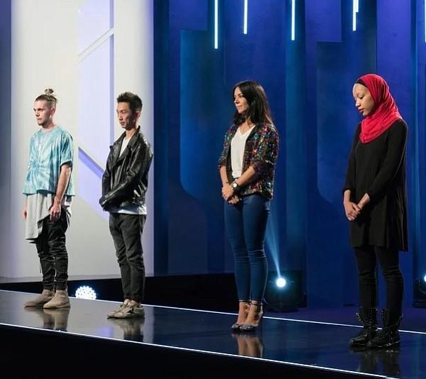 SEASON 16 FINALISTS: Brandon Kee, Kentaro Kameyama, Margarita Alvarez and Ayana Ife.