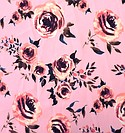Fabric Selection Inc. #SE20946 Stretch Peach Skin Print