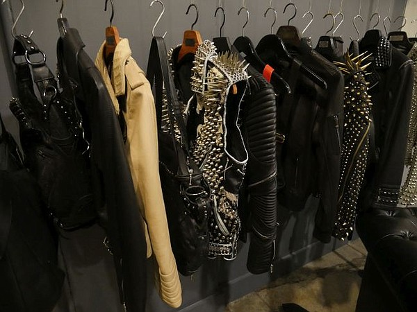 Leathers at Skingraft flagship