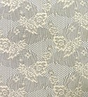 A Plus Fabrics Inc. #026L Poly Two-Tone Lace